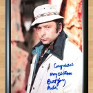 """Burt Young Rocky 2 Signed Autographed Photo Poster Memorabilia mo993 A4 8.3x11.7"""""""""""