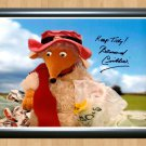"""Bernard Cribbins The Wombles Signed Autographed Photo Poster tv530 A3 11.7x16.5"""""""""""