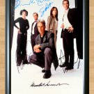 """NCIS N.C.I.S. Cast Signed Autographed Photo Poster 1 tv878 A3 11.7x16.5"""""""""""