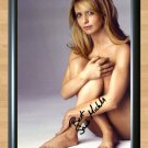 """Sarah Michelle Gellar Sexy Signed Autographed Photo Poster tv924 A3 11.7x16.5"""""""""""