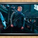 "Taron Egerton Robin Hood Signed Autographed Photo Poster tv940 A2 16.5x23.4"""