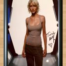 "Tricia Helfer Battlestar Galactica BSG Signed Autographed Photo Poster 1 tv962 A2 16.5x23.4"""