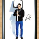 """Will Young Pop Idol Signed Autographed Print Photo Poster mu227 A4 8.3x11.7"""""""""""