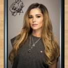 """Cheryl Cole 3 Words Signed Autographed Print Poster Photo 3 mu153 A2 16.5x23.4"""""""