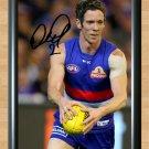 "Robert Murphy Bulldogs Autographed Signed Print Photo Poster Memorabilia afl20 A4 8.3x11.7"""""