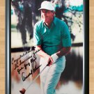 "Craig Wood 1940 Golf Signed Autographed Poster Photo Memorabilia gol31 A4 8.3x11.7"""""