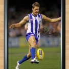 """Andrew Swallo North Melbourne Kangaroos Autographed Signed Photo Poster AFL afl43 A3 11.7x16.5"""""""""""
