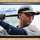 "Derek Jeter MLB Baseball Yankees NY Signed Autographed Photo Print Poster bas1 A3 11.7x16.5"""""