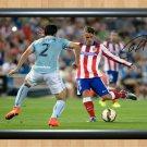 """Antoine Griezmann Atletico Madrid Signed Autographed Photo Print Memorabilia fot87 A3 11.7x16.5"""""""""""
