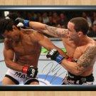 "Frankie Edgar UFC MMA Signed Autographed Print Photo Print Poster Memorabilia 2 ufc44 A3 11.7x16.5"""""