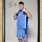 "Michael Bisping UFC MMA Signed Autographed Print Photo Print Memoribilia 1 ufc33 A2 16.5x23.4"""