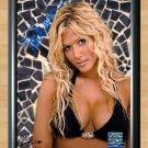 "Torrie Wilson WWE Signed Autographed Print Photo Poster belt diva diva 1 wwe9 A2 16.5x23.4"""
