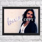 """Russell Brand Signed Autographed Photo Poster mo1582 A4 8.3x11.7"""""""""""
