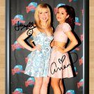 """Jennette McCurdy Ariana Grande Sam and Cat Signed Autographed Photo Poster 1 tv919 A4 8.3x11.7"""""""""""