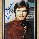 """Kent McCord BSG Signed Autographed Photo Poster tv844 A4 8.3x11.7"""""""""""