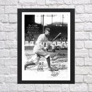 """Ty Cobb Batting Champs Signed Autographed Photo Poster 1 bas79 A3 11.7x16.5"""""""""""