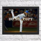 """Jacob deGrom Signed Autographed Photo Poster bas50 A3 11.7x16.5"""""""""""