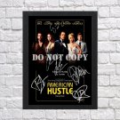 """American Hustle Jennifer Lawrence Cast Signed Autographed Photo Poster mo1592 A3 11.7x16.5"""""""""""