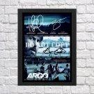 "Argo Ben Affleck Bryan Cranston Signed Autographed Photo Poster mo1574 A3 11.7x16.5"""""