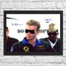 """Top Gun Val Kilmer Iceman Autographed Signed Photo Poster mo1356 A3 11.7x16.5"""""""""""