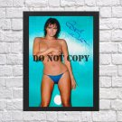 """Raquel Welch Autographed Signed Photo Poster mo1264 A3 11.7x16.5"""""""""""