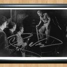 "Derren Nesbitt Special Branch Signed Autographed Photo Poster tv578 A3 11.7x16.5"""""
