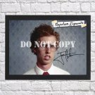"""Jon Heder Napoleon Dynamite Signed Autographed Photo Poster 2 mo1670 A2 16.5x23.4"""""""