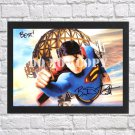 """Superman Brandon Routh Signed Autographed Photo Poster mo1589 A2 16.5x23.4"""""""