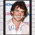 "Hugh Dancy Hannibal Signed Autographed Photo Poster tv1050 A2 16.5x23.4"""