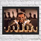 """Garry Kasparov Russian Chess Grandmaster Autographed Signed Print Photo Poster h111 A2 16.5x23.4"""""""