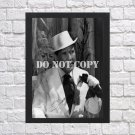 """Burgess Meredith Autographed Signed Print Photo Poster mo1441 A2 16.5x23.4"""""""