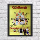 """The Goldbergs Cast Autographed Signed Photo Poster mo1330 A2 16.5x23.4"""""""