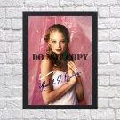 "Rachel Nichols Autographed Signed Photo Poster mo1259 A2 16.5x23.4"""