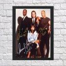 "Pulp Fiction Cast Autographed Signed Photo Poster mo1258 A2 16.5x23.4"""