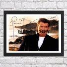"Pierce Brosnan James Bond 007 Autographed Signed Photo Poster mo1256 A2 16.5x23.4"""
