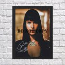 """Patricia Velazquez The Mummy Autographed Signed Photo Poster mo1253 A2 16.5x23.4"""""""