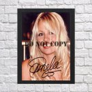 """Pamela Anderson Autographed Signed Photo Poster 3 mo1250 A2 16.5x23.4"""""""