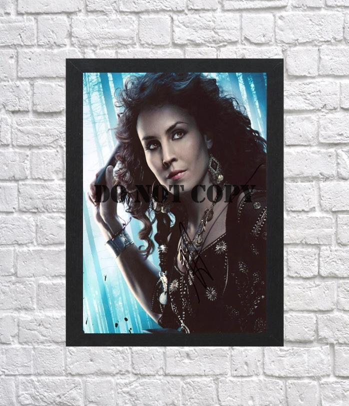 """Noomi Rapace Autographed Signed Photo Poster 4 mo1241 A2 16.5x23.4"""""""