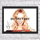 """Malin Akerman Autographed Signed Photo Poster mo1188 A2 16.5x23.4"""""""