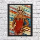 """Loni Anderson Autographed Signed Photo Poster mo1184 A2 16.5x23.4"""""""