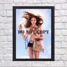 """Lily Cole Autographed Signed Photo Poster mo1182 A2 16.5x23.4"""""""