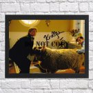 """Kris Marshall Death in Paradise Autographed Signed Photo Poster mo1174 A2 16.5x23.4"""""""