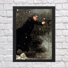 """Keanu Reeves The Matrix Autographed Signed Photo Poster 1 mo1168 A2 16.5x23.4"""""""