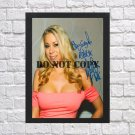"""Katie Morgan Adult Autographed Signed Photo Poster mo1167 A2 16.5x23.4"""""""
