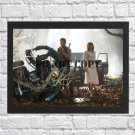 "Jurassic World Chris Pratt Bryce Dallas Autographed Signed Photo Poster mo1163 A2 16.5x23.4"""