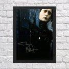 "Edward Scissorhands Johnny Depp Autographed Signed Photo Poster mo1076 A2 16.5x23.4"""