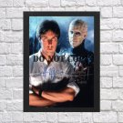 """Clive Barker Doug Bradley Hellraiser Autographed Signed Print Photo Poster mo1073 A2 16.5x23.4"""""""
