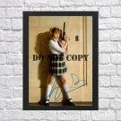 "Chloe Moretz Kick Ass Autographed Signed Print Photo Poster mo1070 A2 16.5x23.4"""