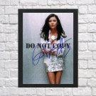 "Catherine Zeta-Jones Autographed Signed Print Photo Poster 3 mo1068 A2 16.5x23.4"""