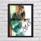 """Camila Morrone Autographed Signed Print Photo Poster mo1063 A2 16.5x23.4"""""""